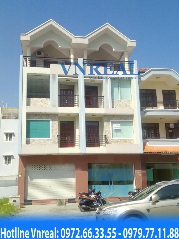 Nhà cho thuê khu đô thị An Phú quận 2.