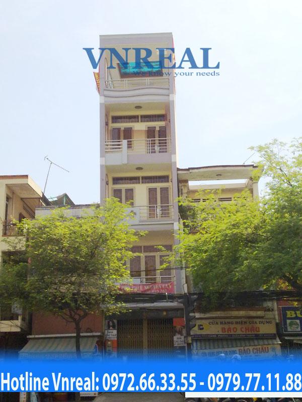 Nhà cho thuê quận Bình Thạnh. Cho thuê nhà mặt tiền đường Đinh Tiên Hoàng
