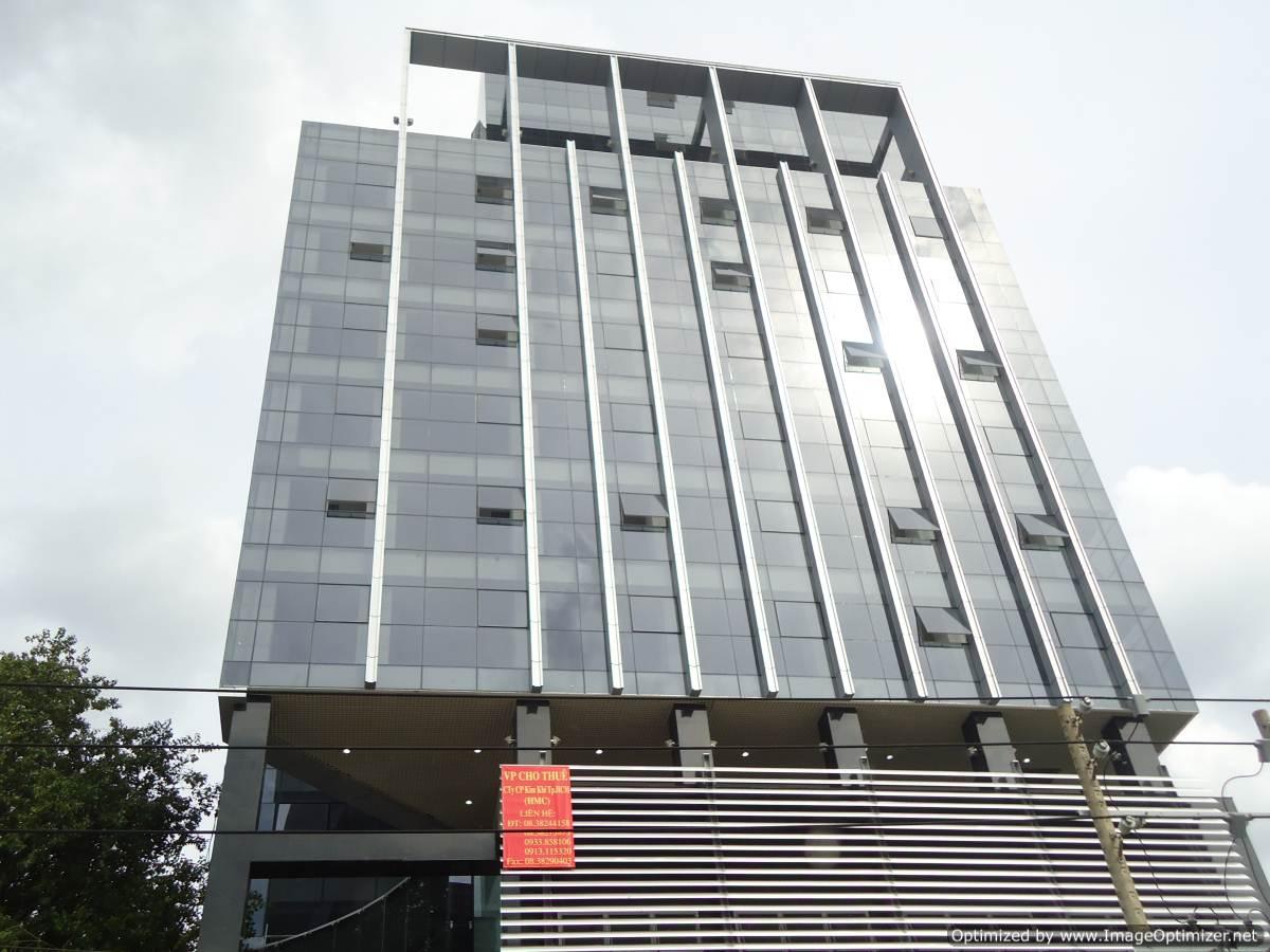 Hình ảnh tòa nhà cho thuê văn phòng vị trí đắc địa, thuận lợi