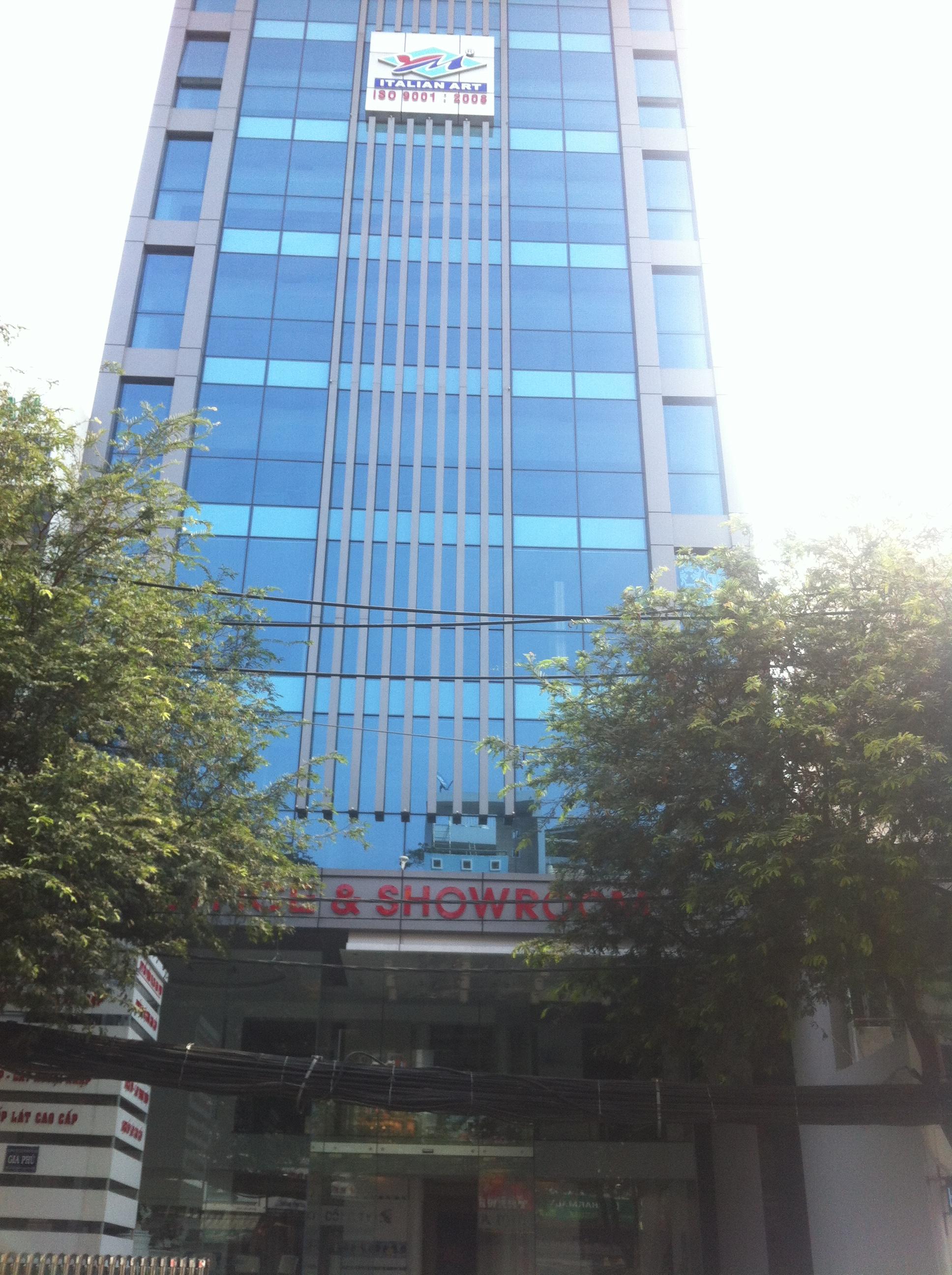Cao Ốc Văn Phòng Liên Việt Bank