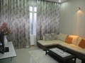 Luxury Saigon Pearl apartment for rent in Ruby 2 17th Floor with 2 bedroom